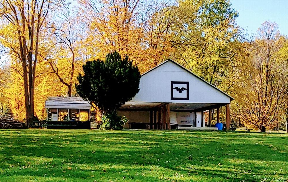 The Camillus Elks Lodge pavilion is an excellent venue for birthday parties, graduation parties, showers...pretty much anything. (October 2019)
