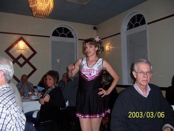 """'Lisa' from """"Class Reunion"""" Comedy Murder Mystery DInner"""