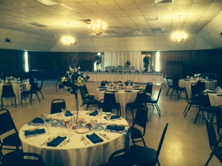 August 2014 Wedding in Hall