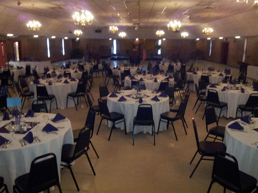 Formal Event in the Hall