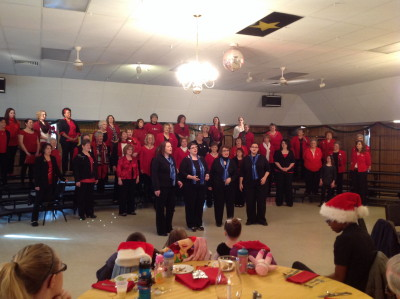 Harbor City Lights Entertainment at Christmas Party