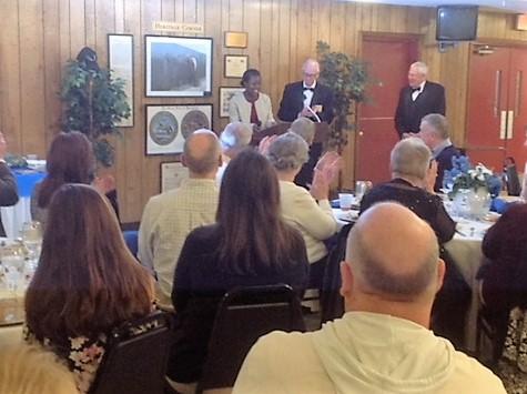 Kalin L. Elliott awarded the Elks's Scholarship Award for 2017.