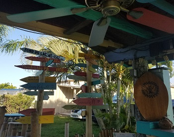 Sarasota Elks #2495 Tiki Bar - Open Wednesday  Friday (weather permitting) 5 p.m.