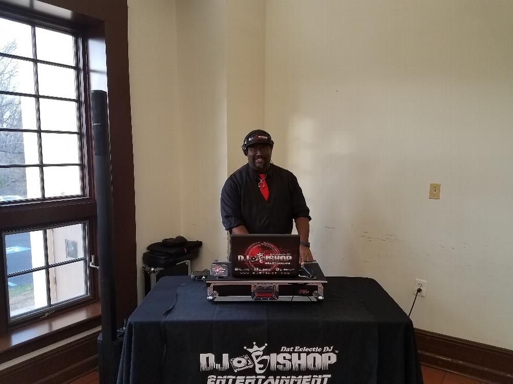 Thank you DJ Bishop for donating your services again to the Elks SCC Christmas Party. The kids always have a great time.