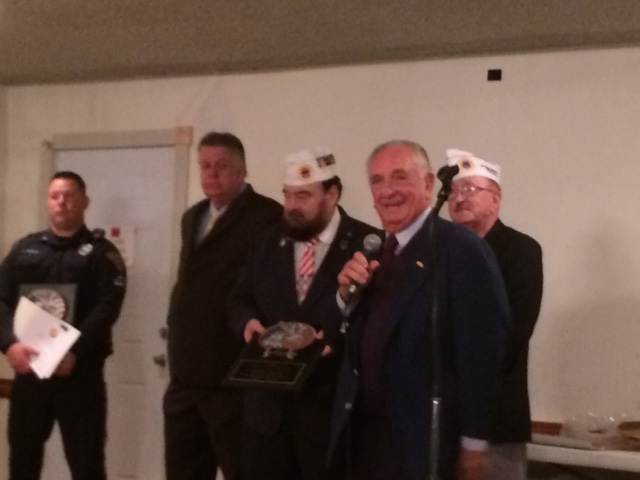 Police Awards 2014 Egg Harbor and Somers Point