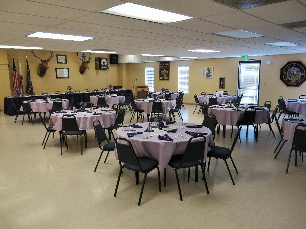 Elks Org Lodge 2577 Facilities
