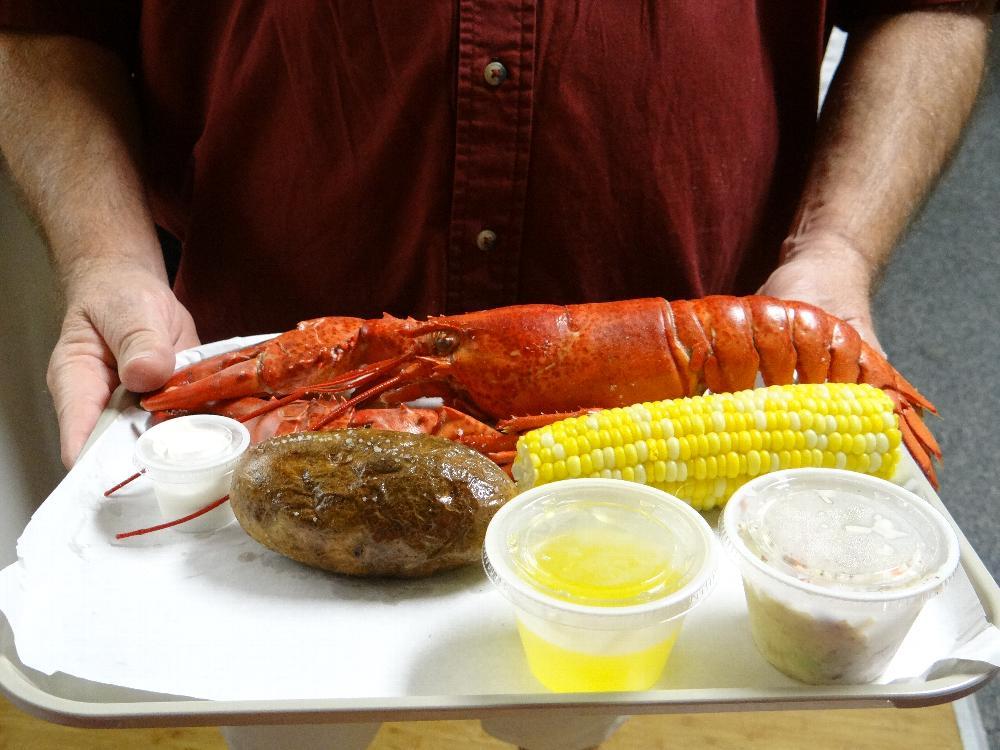 PER Lobster Dinner Fund Raising Event