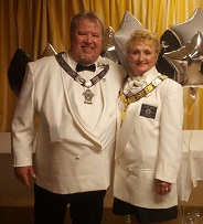 Welcome to Phoenix West Elks Lodge #2729! Exalted Ruler Sandee Olding and her Loyal Knight (PER) Rob Olding look forward to greeting you when you come to visit us!