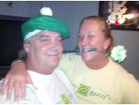 More Saint Patrick's Day pictures- Joanne & Mike