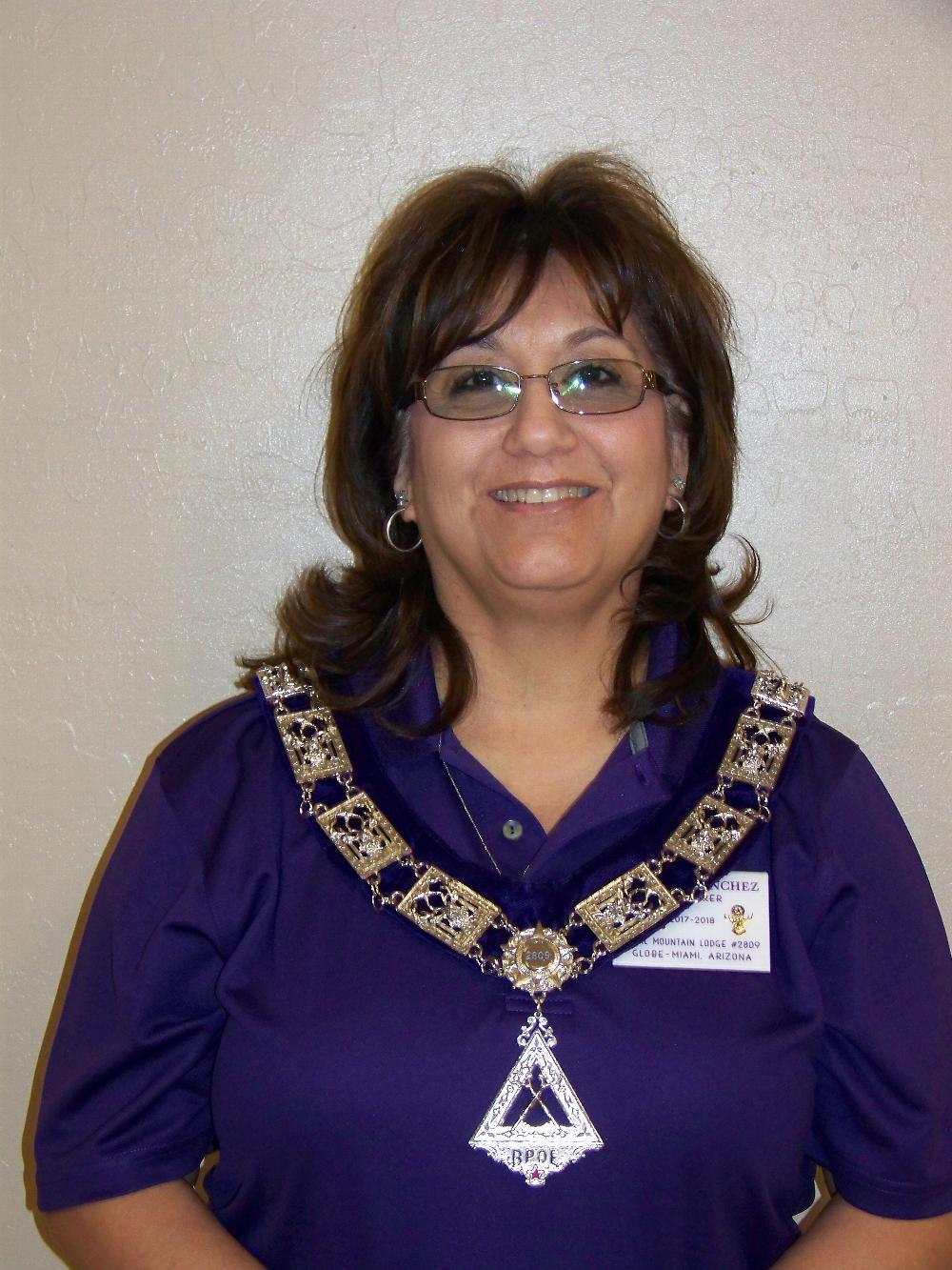 TERESA SANCHEZ TREASURER