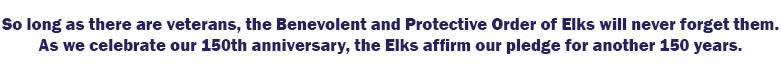 Elks Pledge
