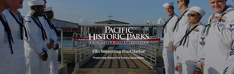 Image result for elks supporting Pearl Harbor