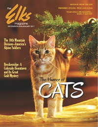 Elks Magazine - Dec/January 2016