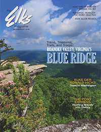 Elks Magazine - July/August 2016