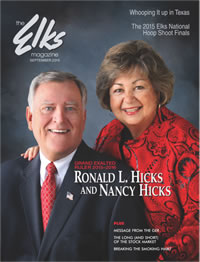 Elks Magazine - September 2015