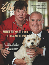 Elks Magazine - September 2017