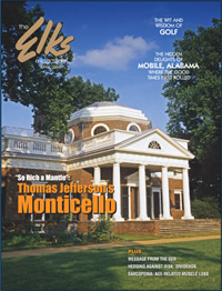 Elks Magazine - April 2015