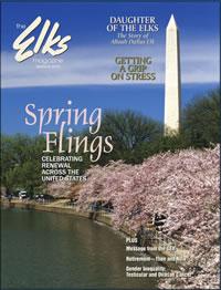 Elks Magazine - March 2015